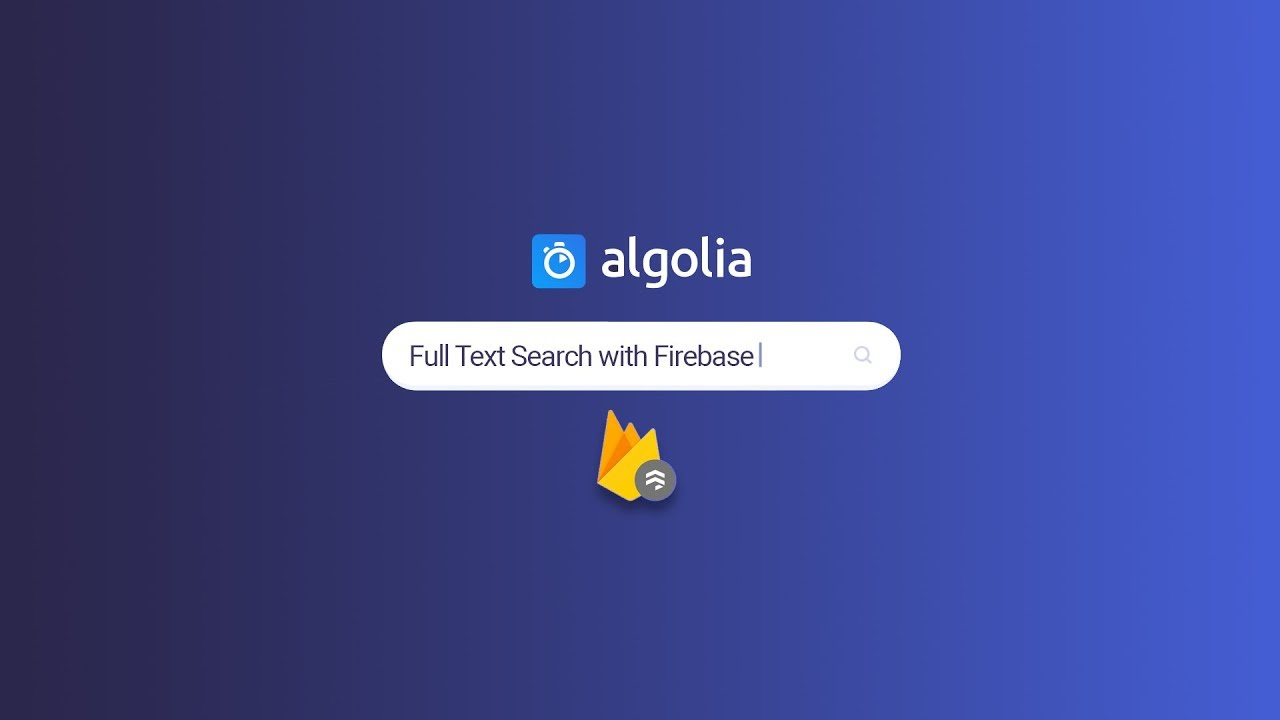How to Use Algolia Search in Firebase for Full Text Search